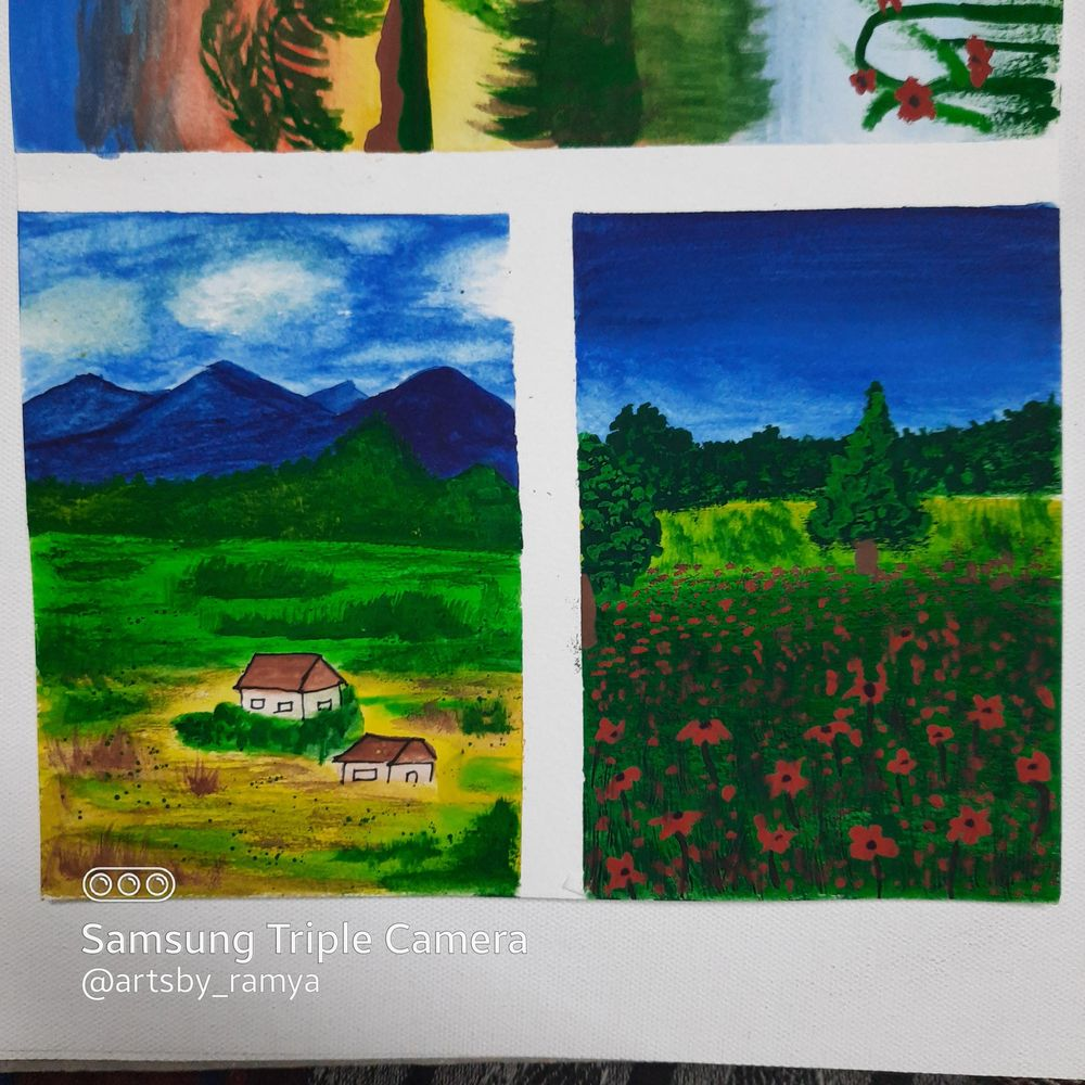 BEGINNERS GUIDE FOR BEGINNING WITH GOUACHE with Umashree - image 1 - student project