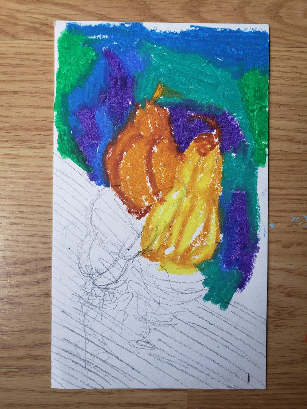 Butternut Squash - image 1 - student project