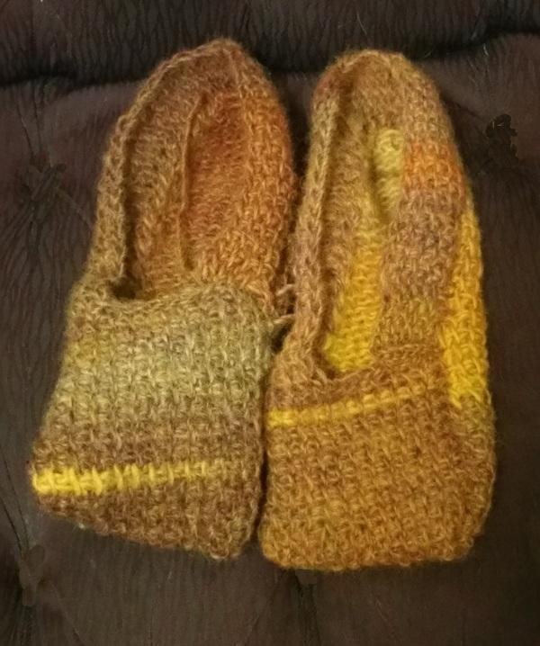 Tunsian Crochet: Basics - image 1 - student project