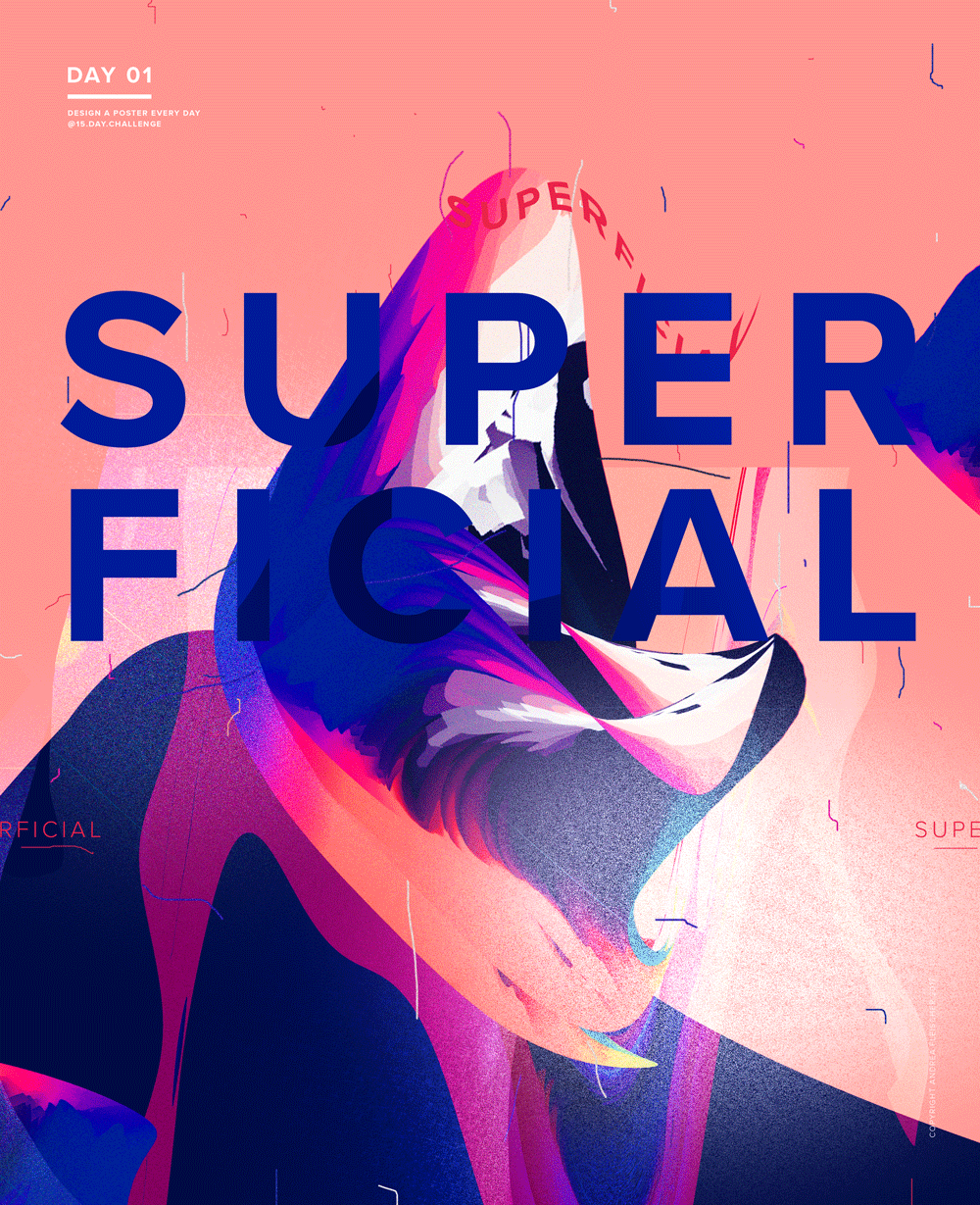 Superficial - image 2 - student project