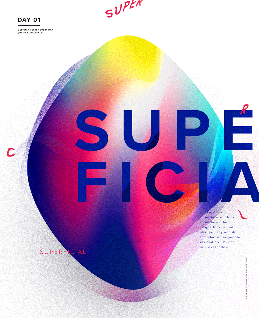 Superficial - image 1 - student project