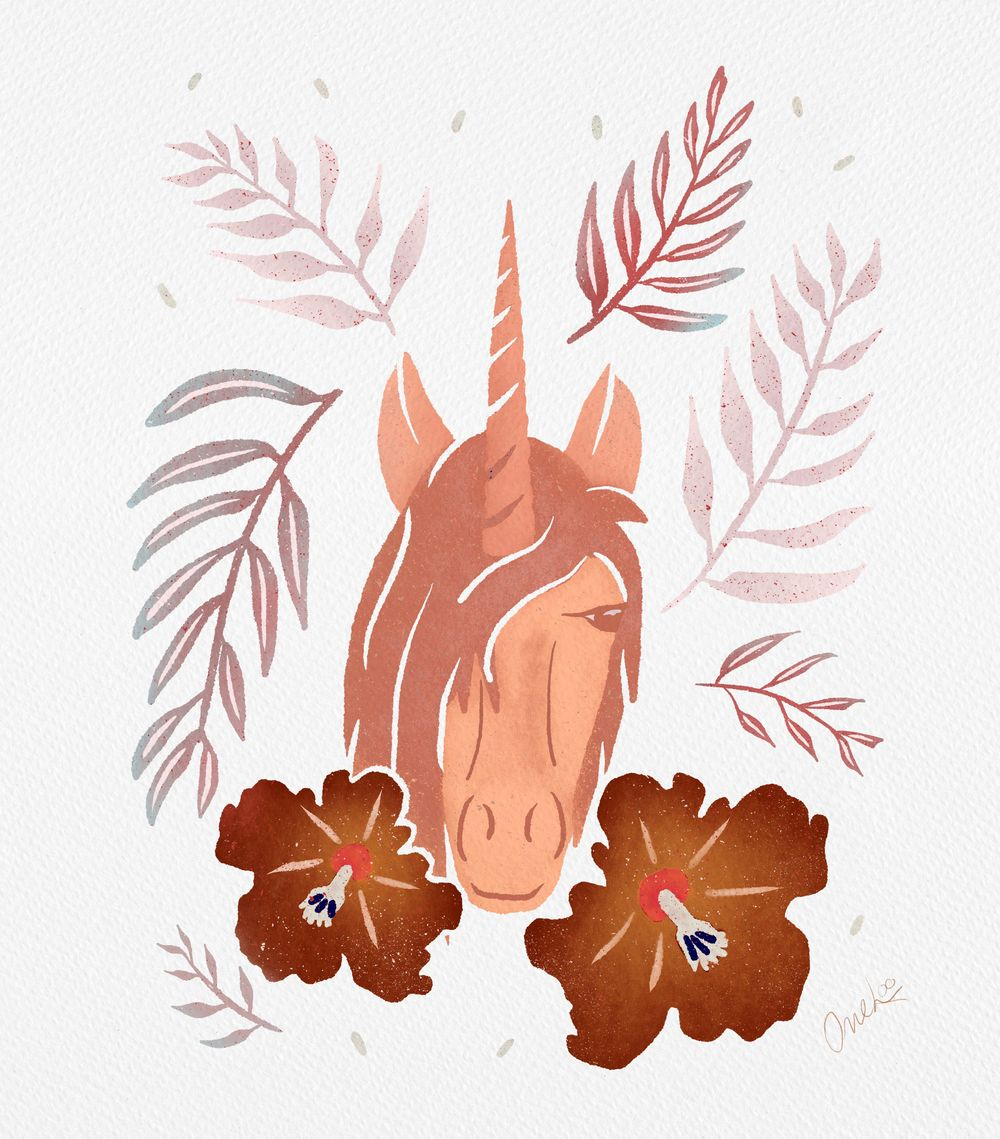 Unicorn - image 2 - student project