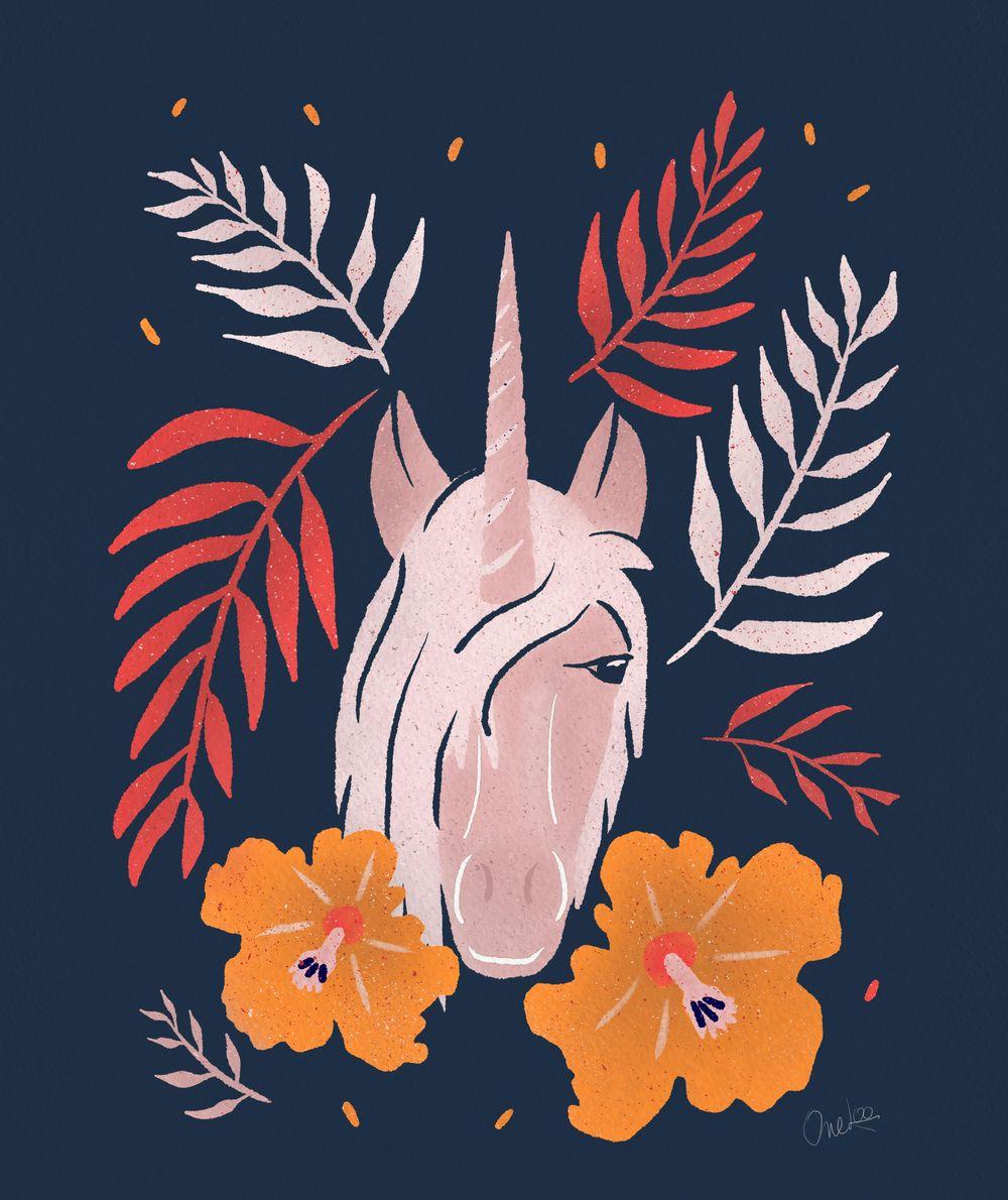 Unicorn - image 1 - student project