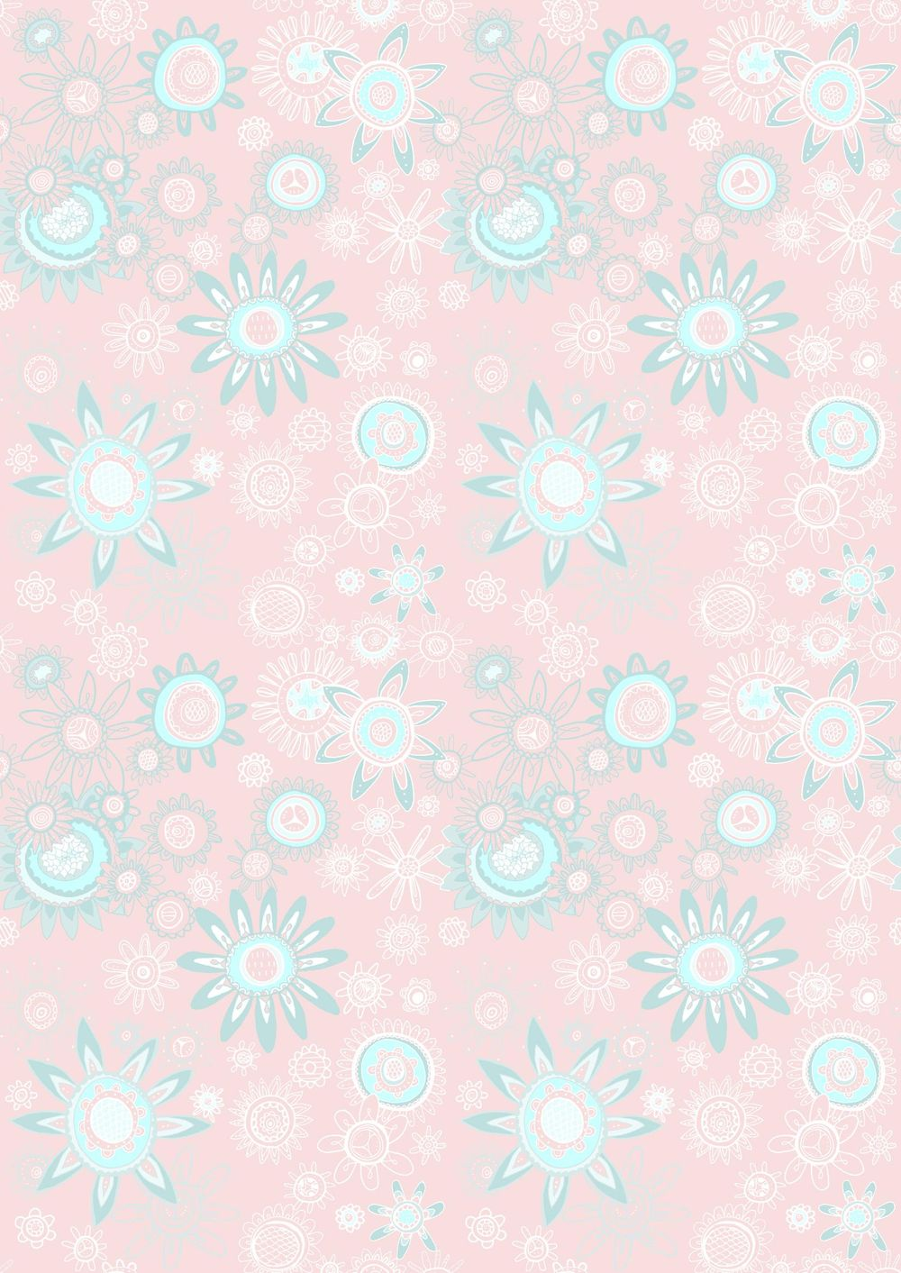 Floral flurry - image 2 - student project