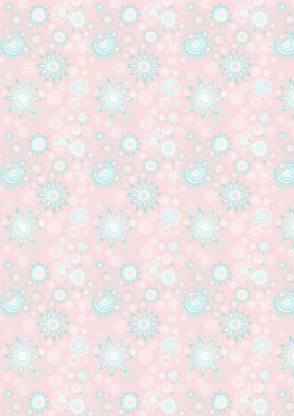 Floral flurry - image 3 - student project