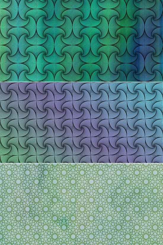 Whimsical Rotated Patterns in Photoshop - image 1 - student project