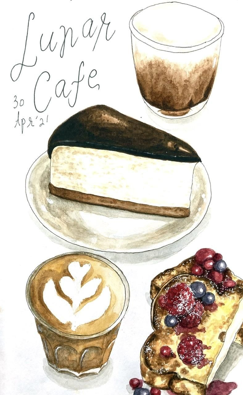 Coffee and chocolate - image 3 - student project
