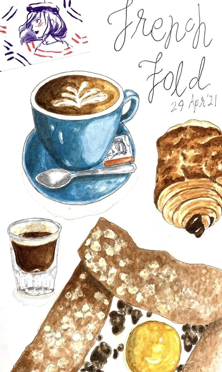Coffee and chocolate - image 2 - student project