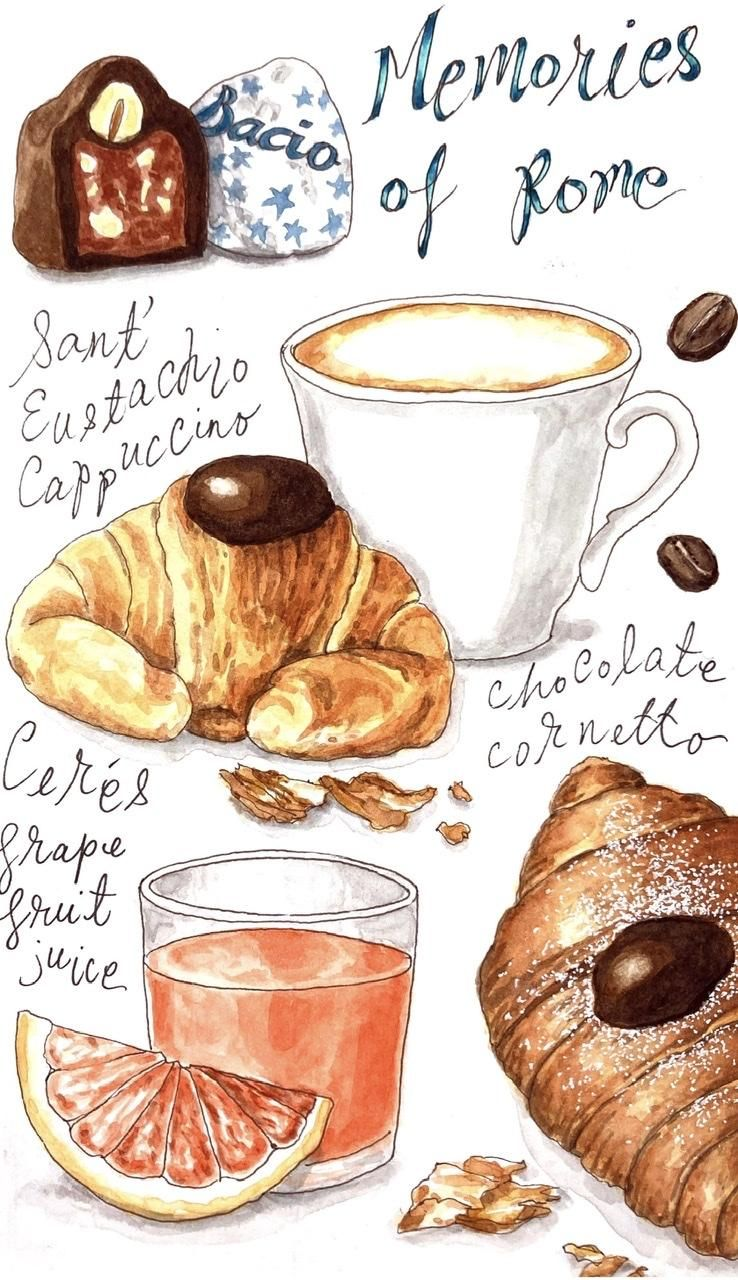 Coffee and chocolate - image 4 - student project