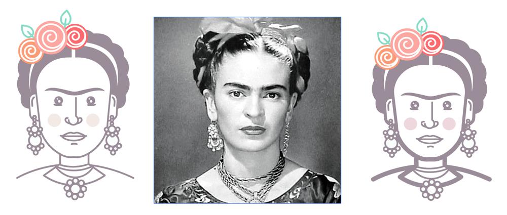 Frida Kahlo Avatar - image 2 - student project