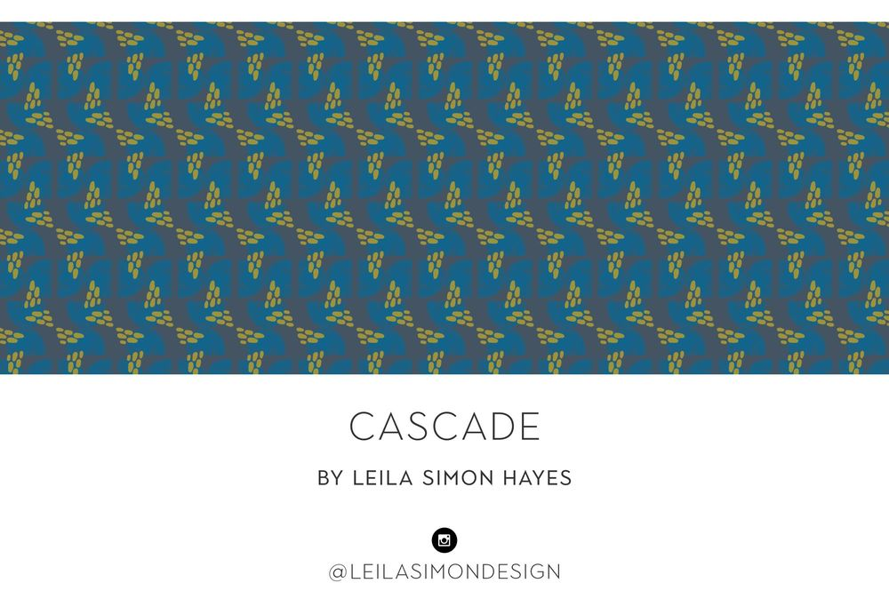 CASCADE by Leila Simon Hayes - image 1 - student project