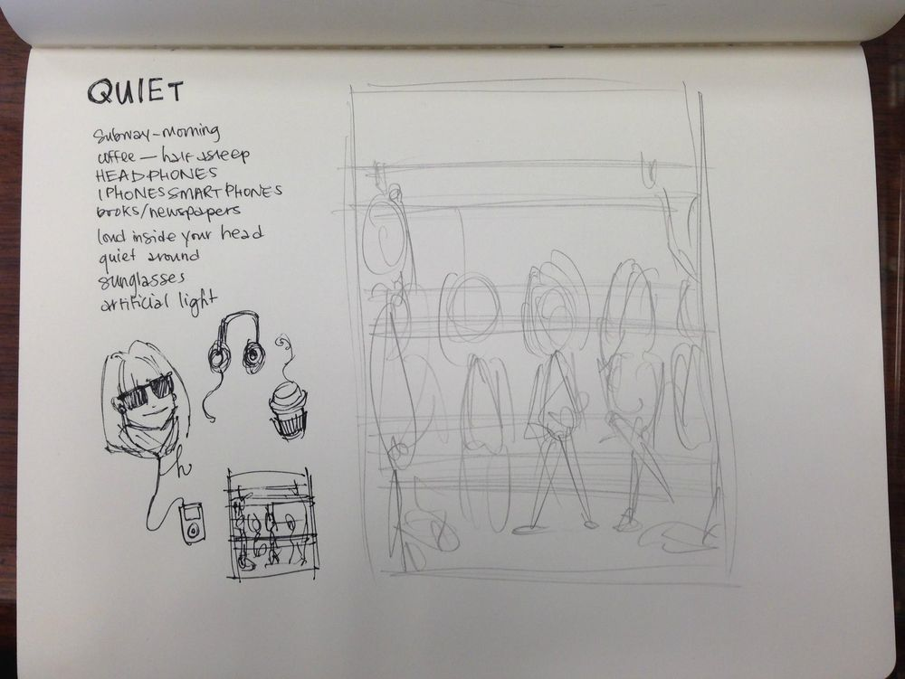 Quiet - image 3 - student project
