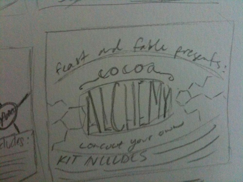 Cocoa Alchemy - image 3 - student project