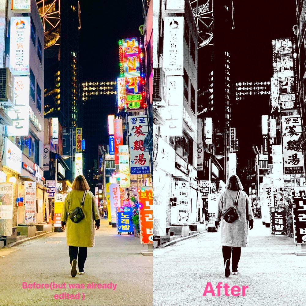 Before & After with Lightroom Mobile - image 3 - student project