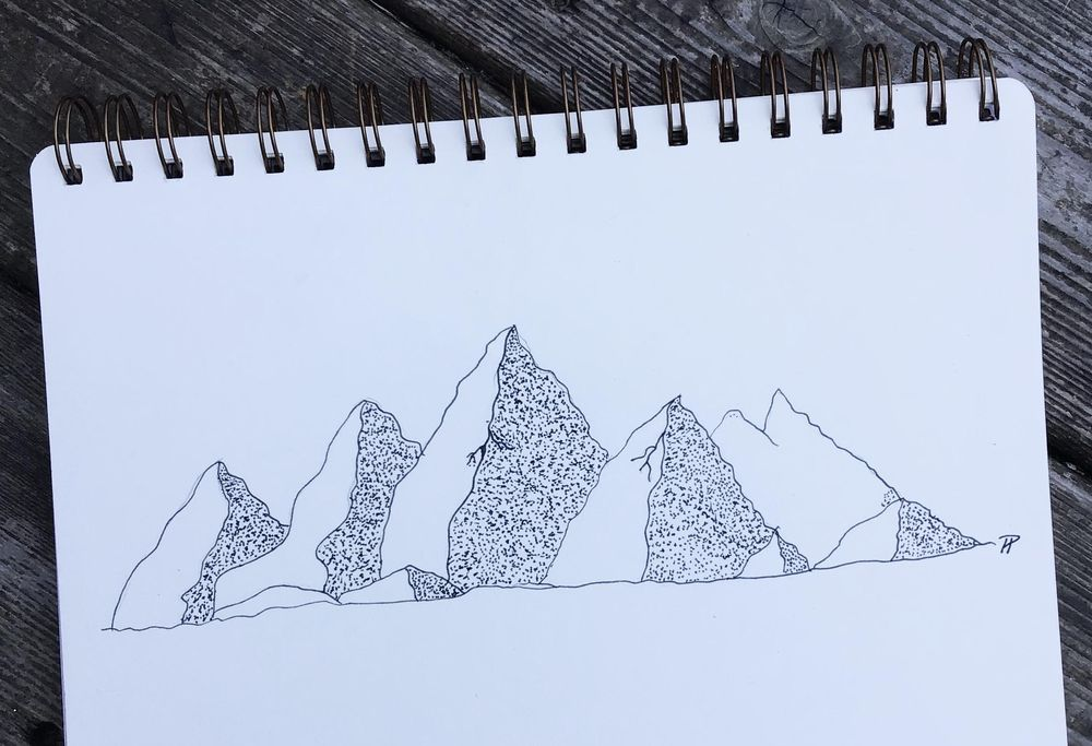 Mountains - image 1 - student project