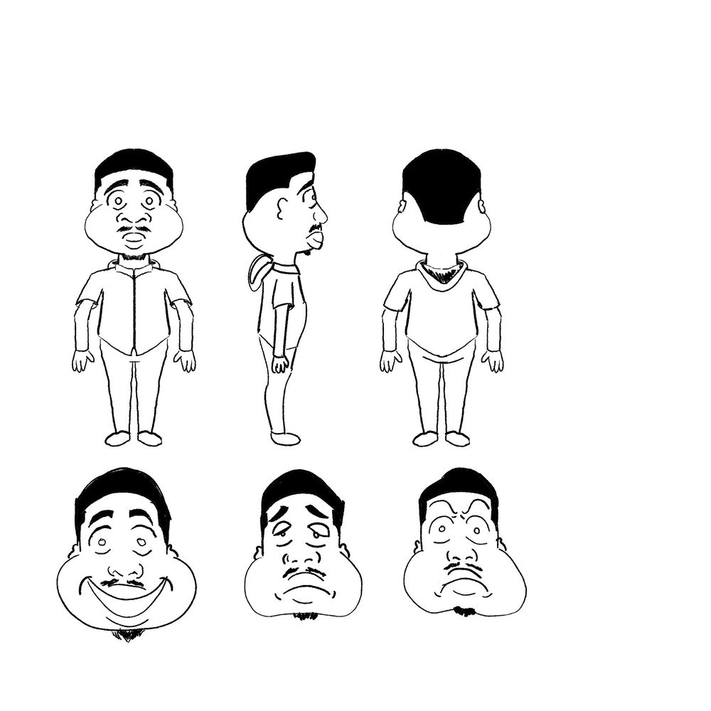 Character Sheet - image 1 - student project