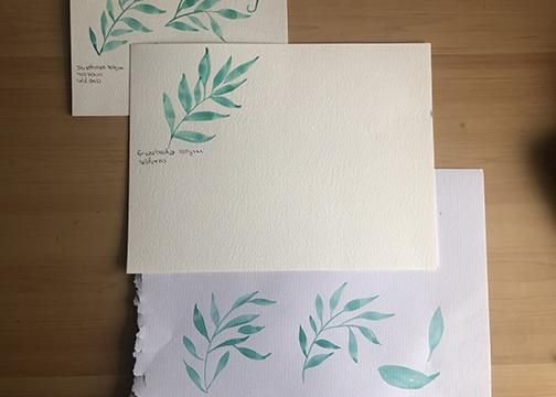 Learning My Paint and Paper - image 1 - student project