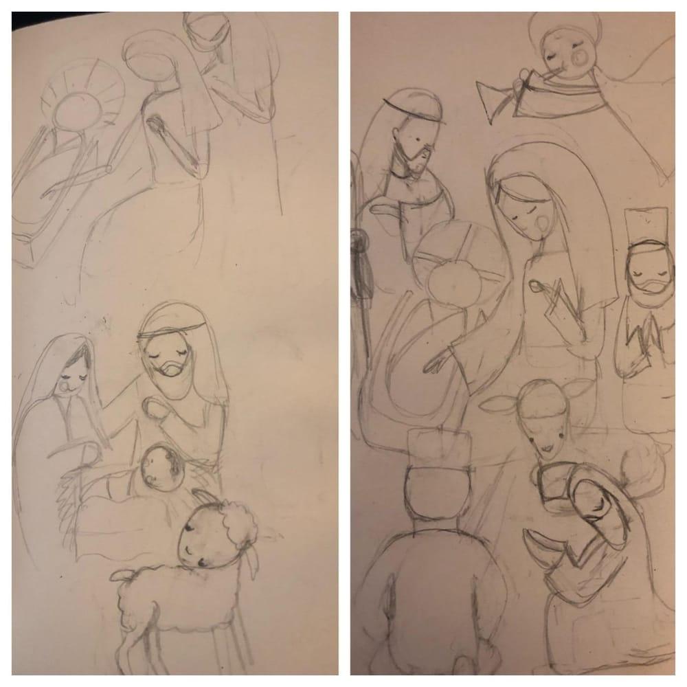 KC Nativity - image 1 - student project