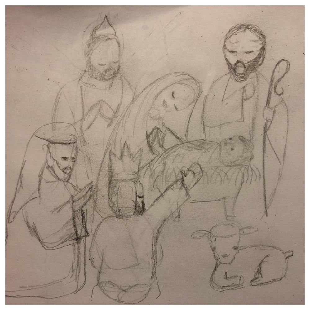 KC Nativity - image 4 - student project