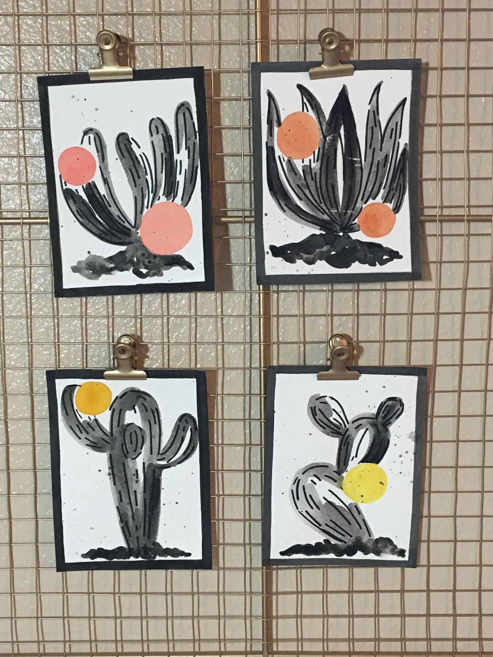 The Great Cactus State - image 3 - student project