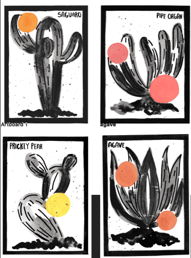 The Great Cactus State - image 5 - student project