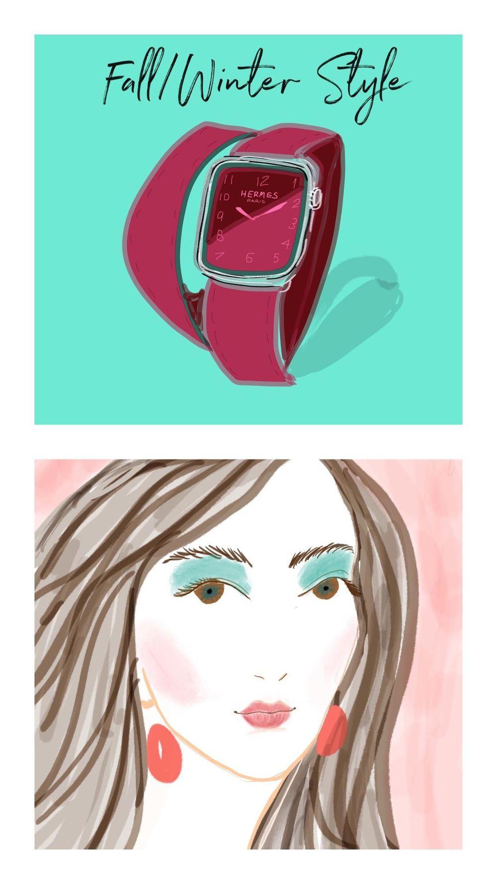 New December Color Palette - image 8 - student project