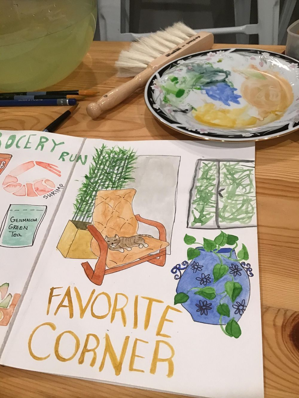 Illustrated Journaling Day 1 - 14 - image 4 - student project