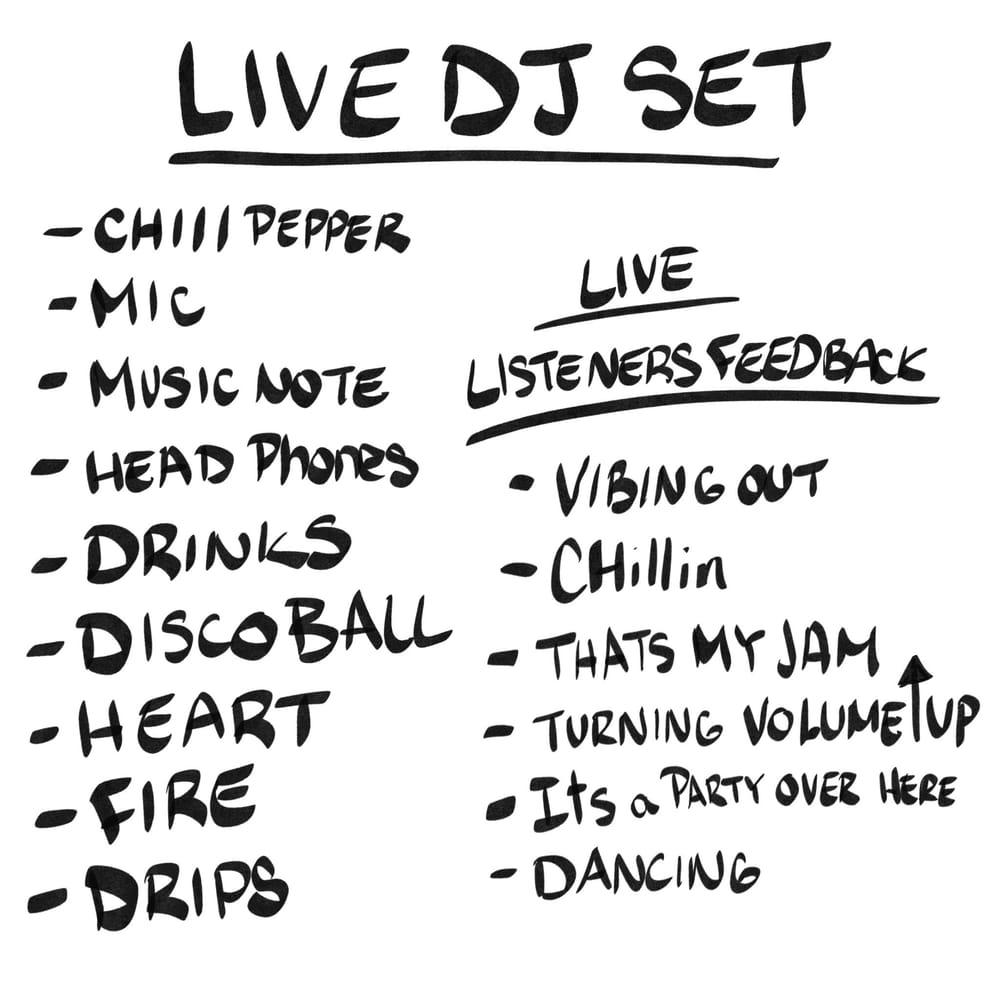 Live DJ Spot Icons - image 3 - student project