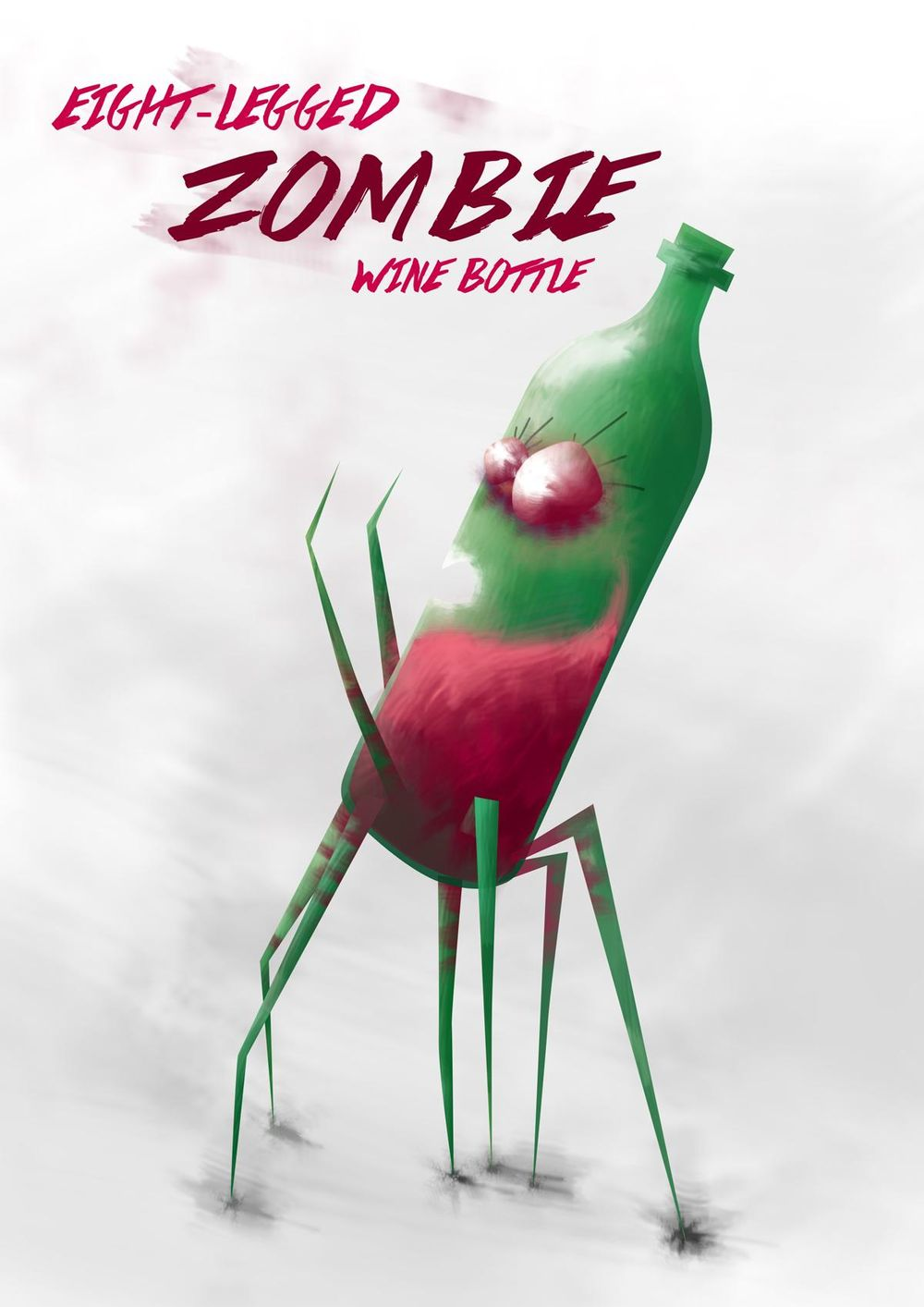 Being a Zombie is also verb-like :-) - image 1 - student project