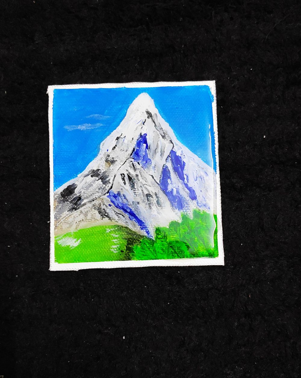 Four Beautiful Landscape Painting - image 2 - student project