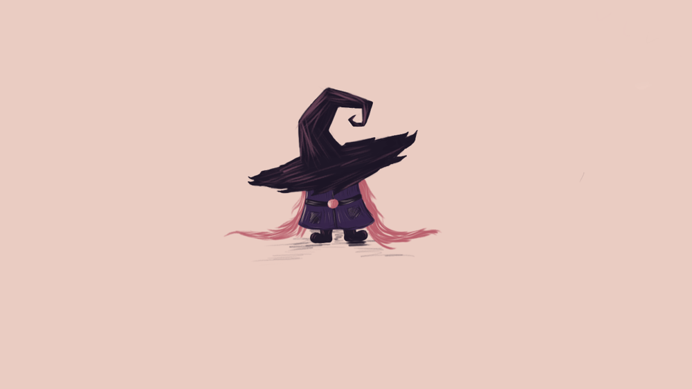 Witchy witch - image 1 - student project