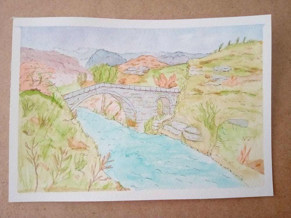 Landscapes - image 1 - student project