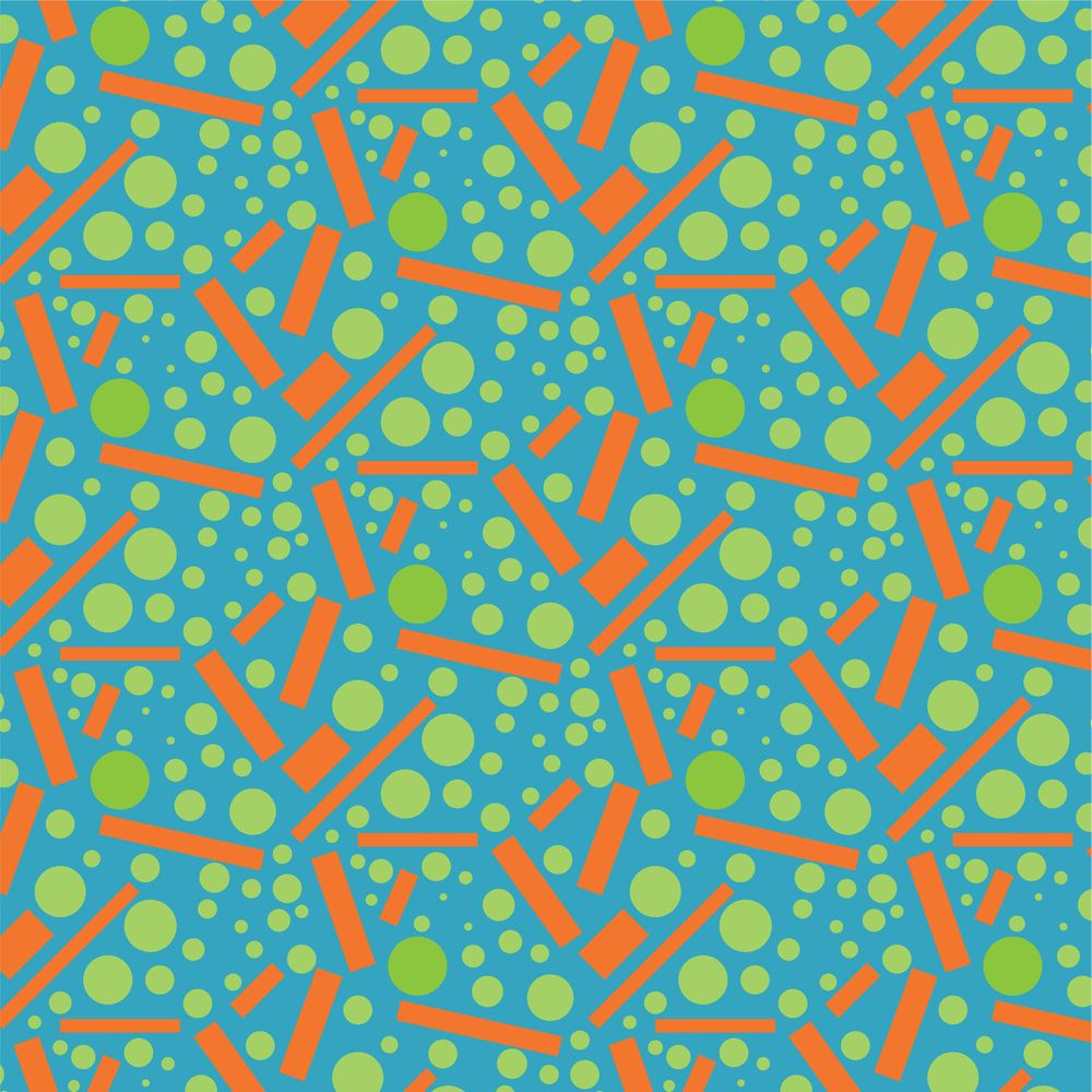 Valerie Funk - Flower Pattern - image 12 - student project