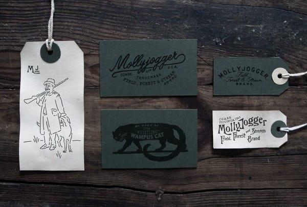 Buffalo Made Co. Hangtags - image 10 - student project