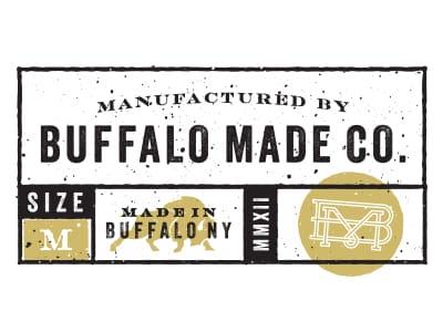 Buffalo Made Co. Hangtags - image 11 - student project