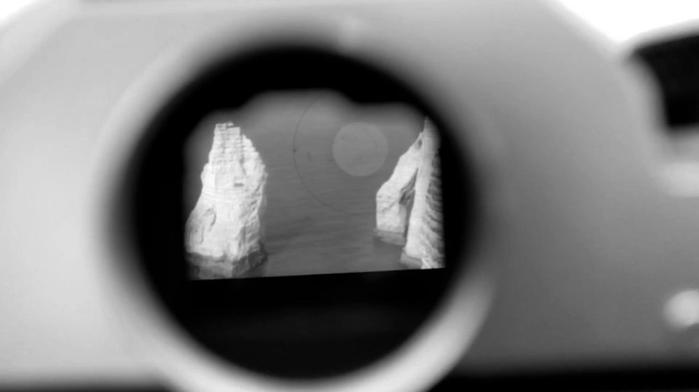 Road to Etretat - image 3 - student project