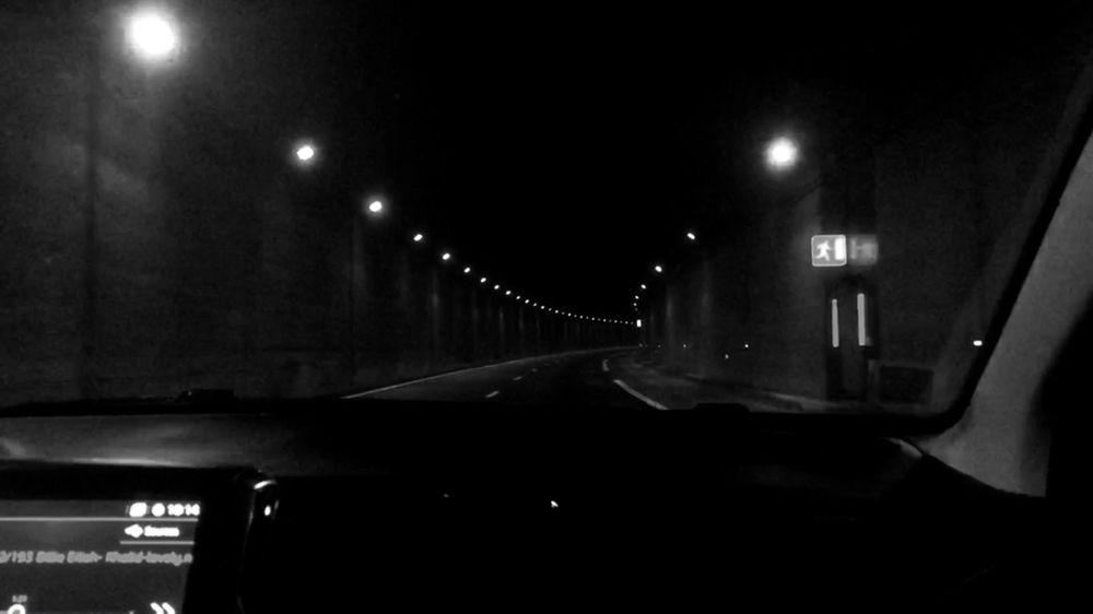 Road to Etretat - image 1 - student project