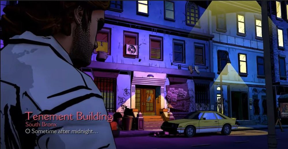The Wolf Among Us, a Telltale story - image 2 - student project