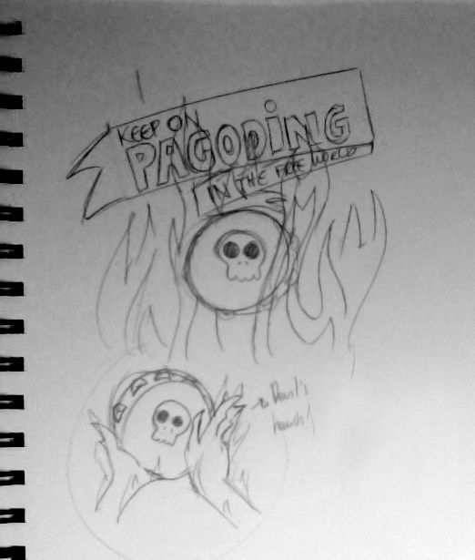 Keep on pagoding in the free world - image 4 - student project