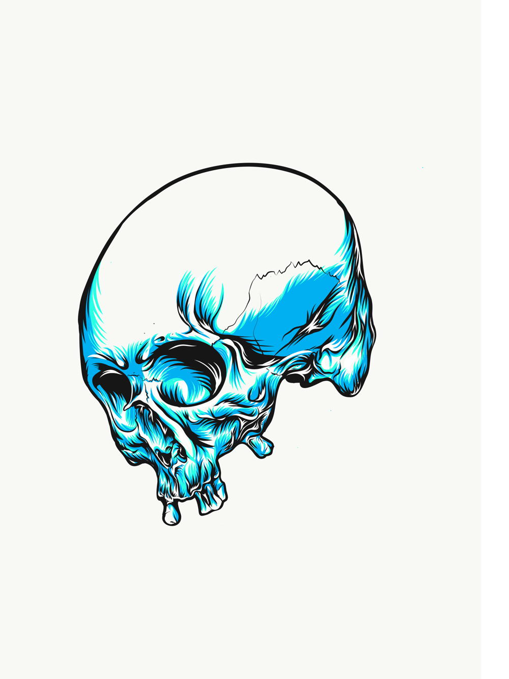Skull - image 1 - student project