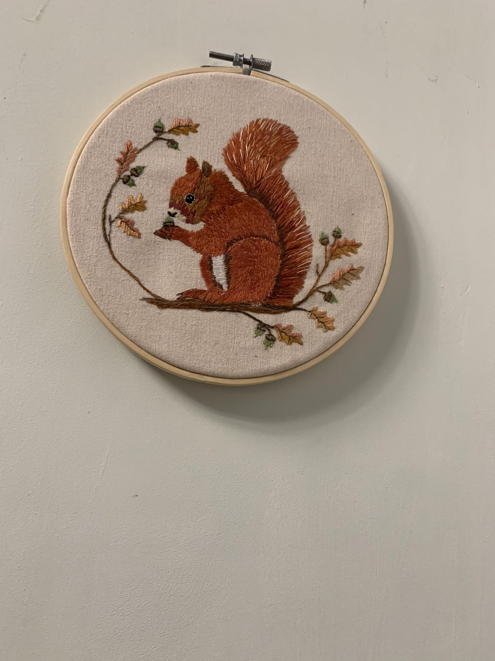 Hedgehog and squirrel - image 1 - student project
