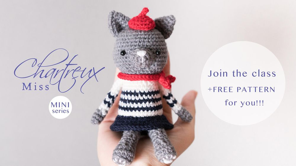 Making Crochet Doll step by step { +FREE PATTERN for you } - image 1 - student project