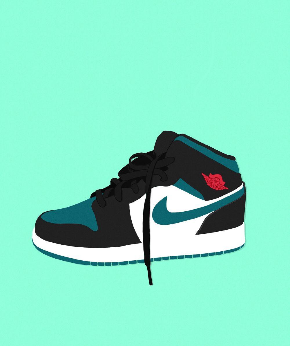 Air Jordan 1 - image 2 - student project