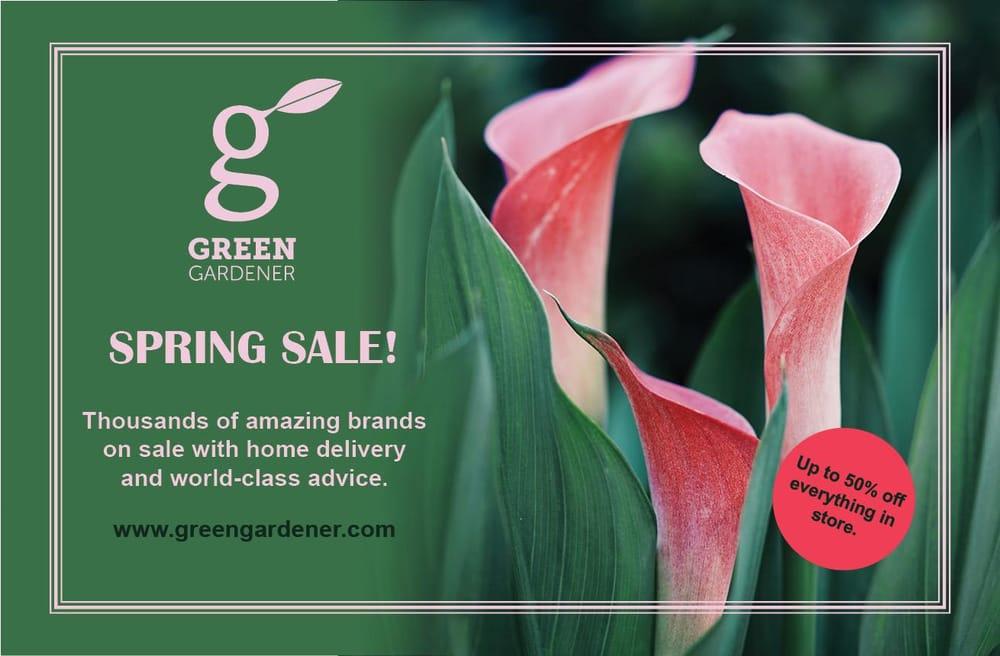 Green Gardener - image 1 - student project