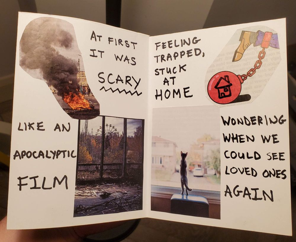 Musings During a Pandemic - image 2 - student project