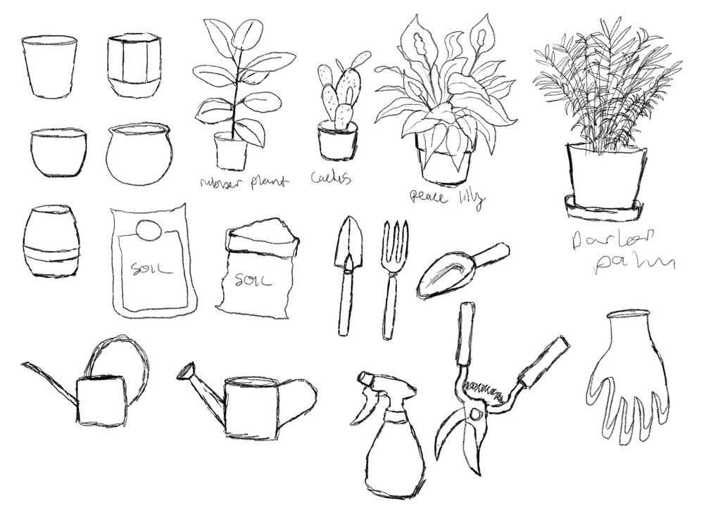 Gardening - image 1 - student project