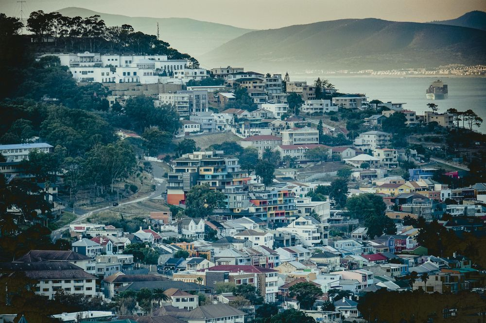 Cape Town, South Africa - image 2 - student project