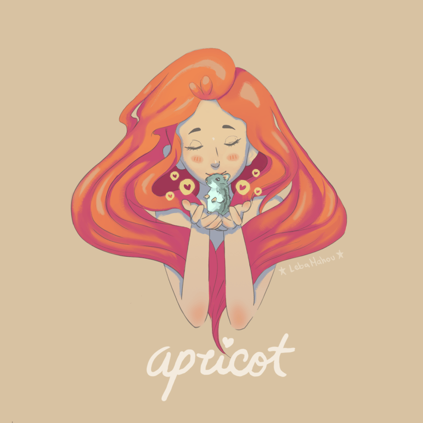 Our dear Apricot - image 1 - student project