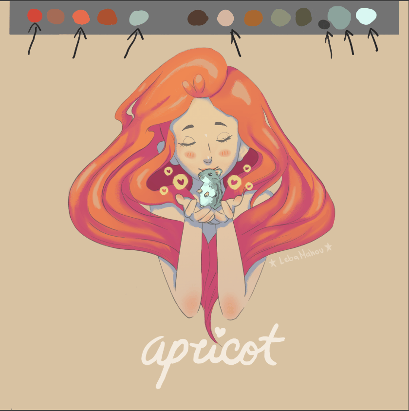 Our dear Apricot - image 3 - student project