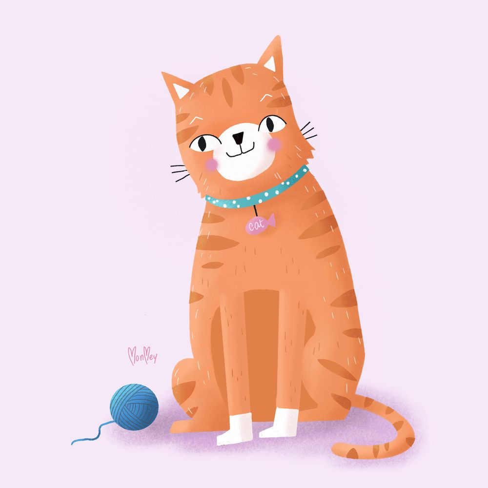 Draw a Cat - image 2 - student project